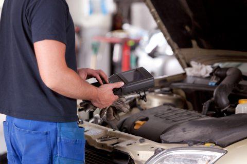 diagnosis de vehículos - talleres cuesta fuente vaqueros