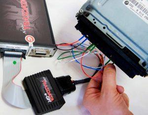 reprogramación de centralitas GPT - talleres cuesta